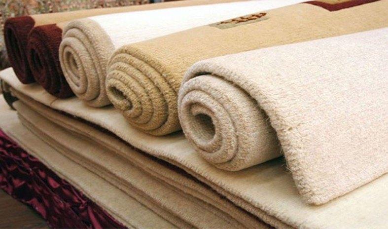 Виды ковров