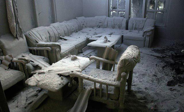 Пыльная квартира