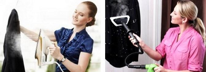Как погладить кожаные вещи