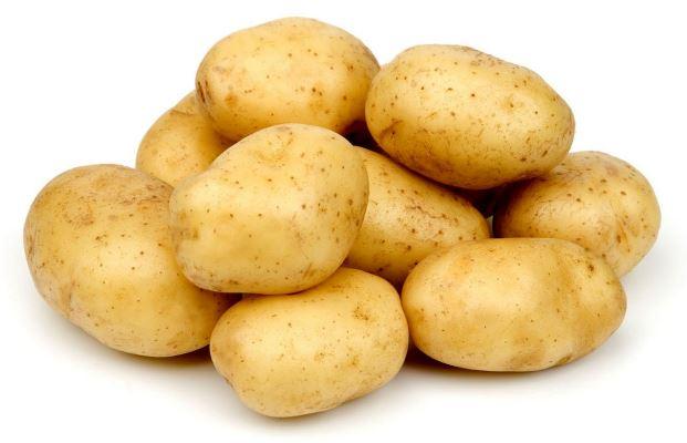 Зачищаем метал от ржавчины картошкой