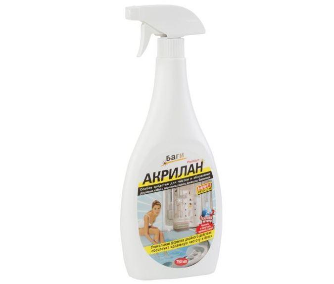 Средство для чистки сантехники Акрилан