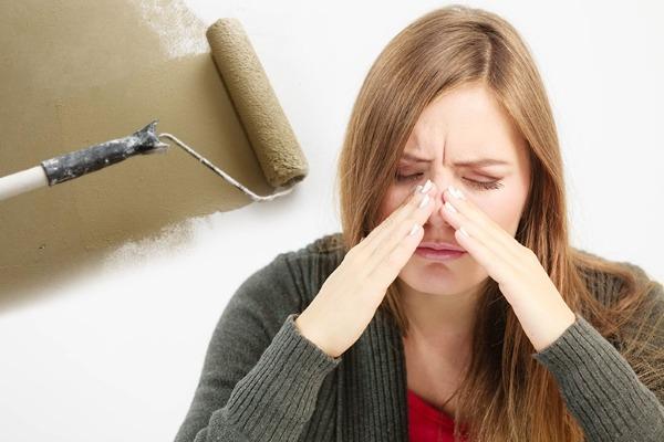 Как избавиться от ядовитого запаха краски
