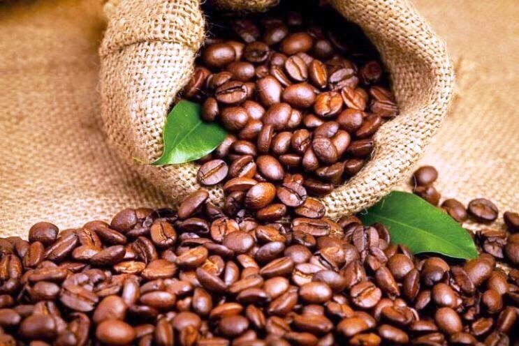 Зерна кофе поглощают дурной запах сигарет