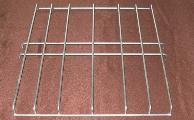 Стальная решетка газовой плиты