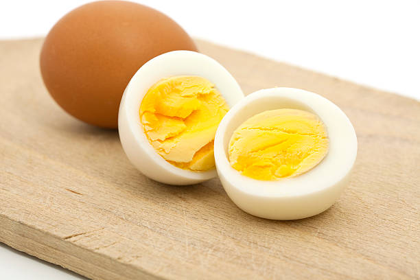 Варенное яйцо против пятен чернил