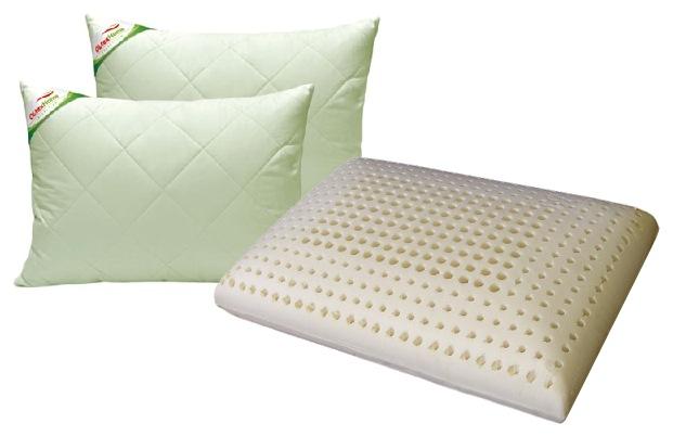 Выбираем форму подушки для сна