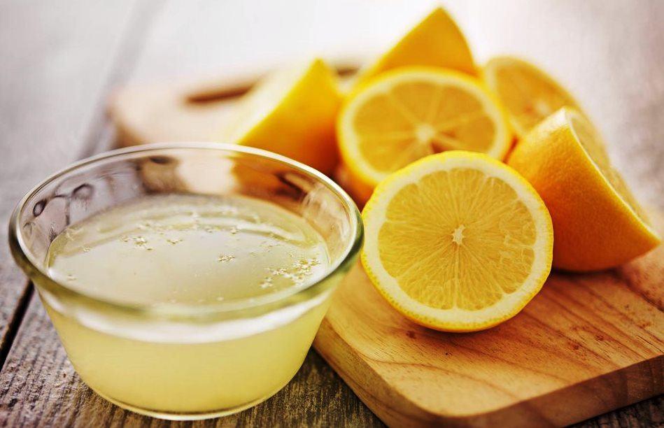 Лимонный сок против запаха кошачьей мочи