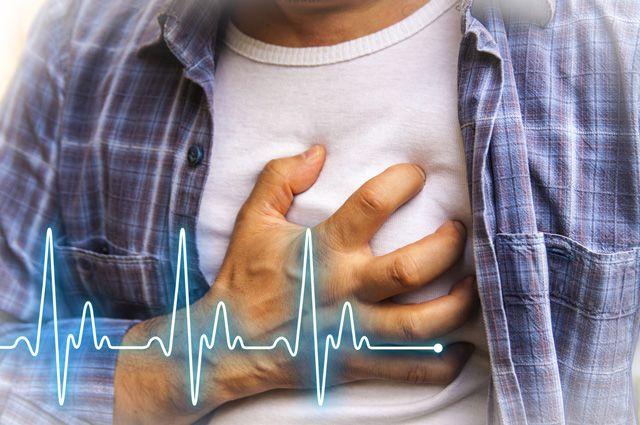 Обострение сердечно-сосудистых заболеваний