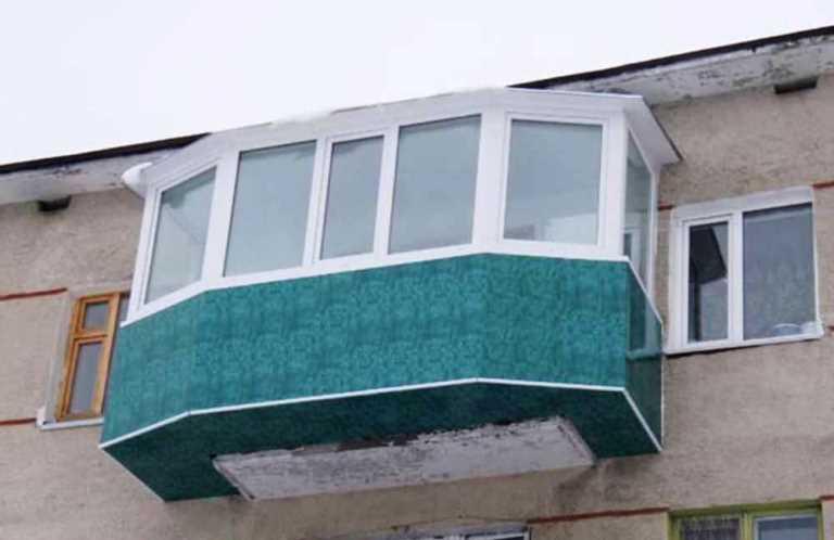 Потеют окна на балконе