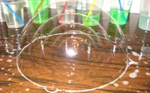 Матрешка из пузырей