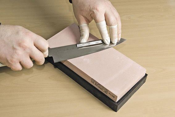 точилка для правки ножей