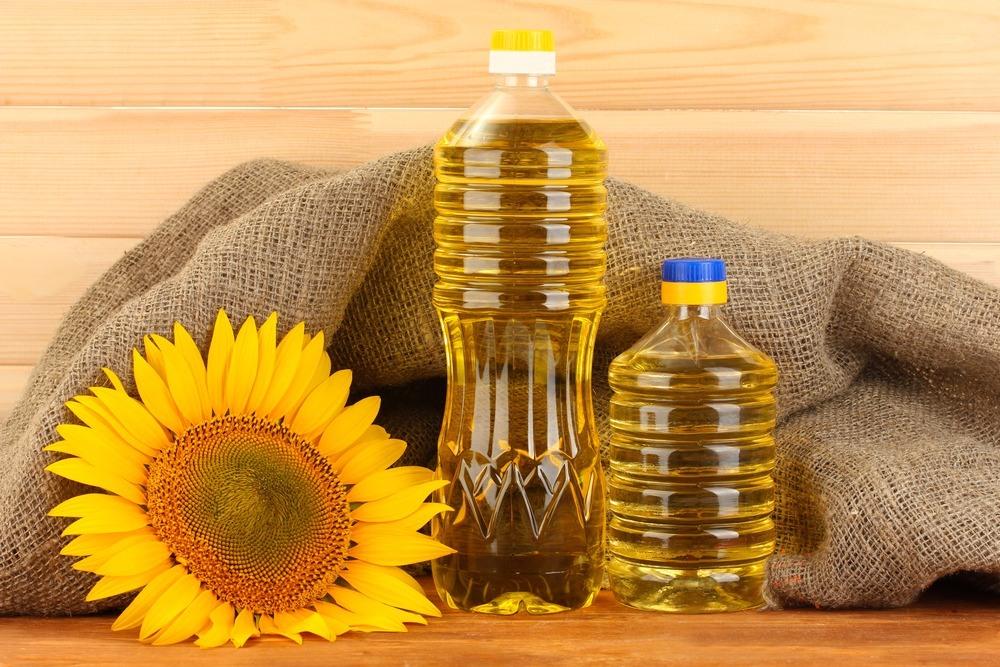 Растительное масло для очистки варочной поверхности