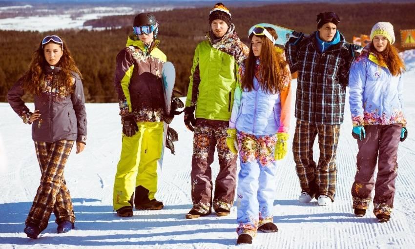 Частая стирка лыжной одежды портит материал