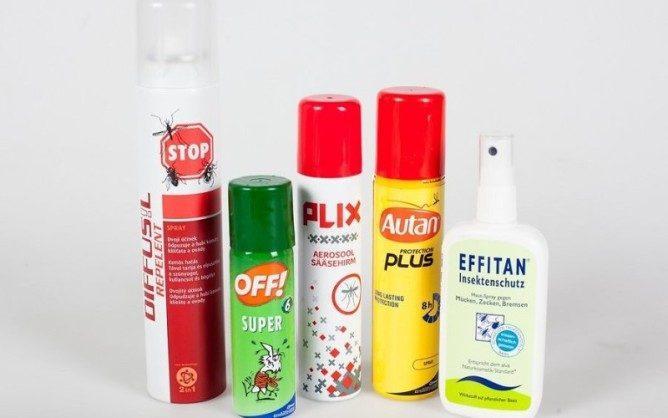 Химические препараты от домашних клопов