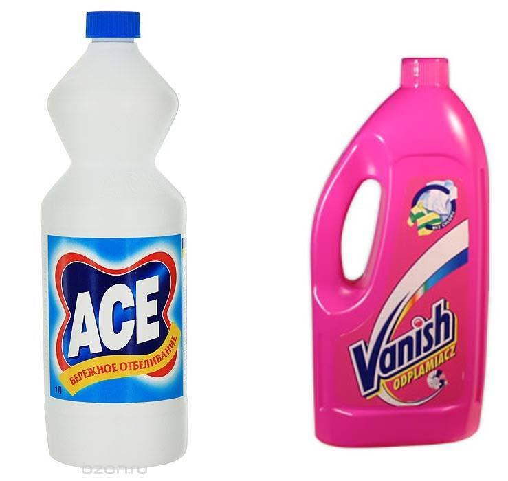 Асе и Ваниш