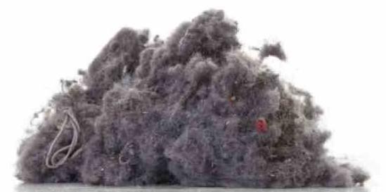 Комок пыли