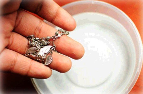 Серебро в воде