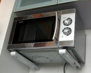 Микроволновка на подставках