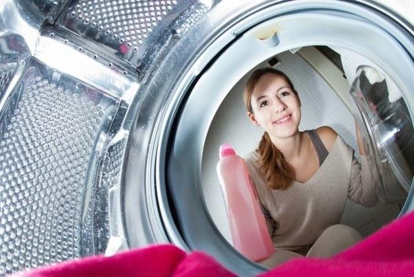 Стирка в стиральной машине-автомат