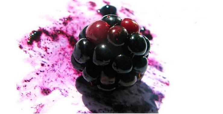 Пятна на полотенцах от фруктов