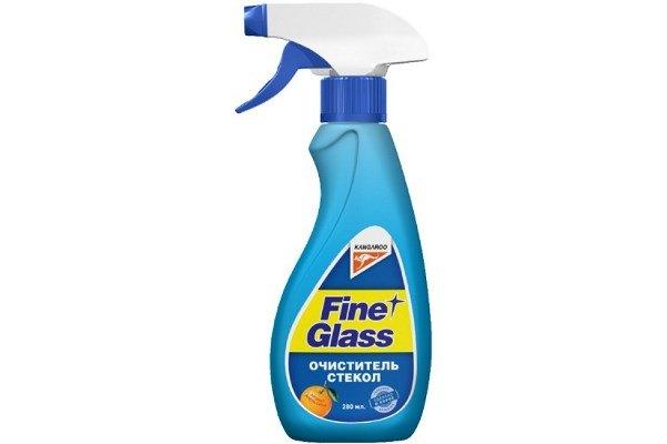 Очиститель стекол Fine Glass