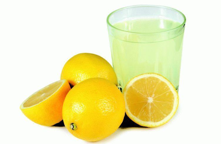 Лимонный сок в борьбе с ржавчиной