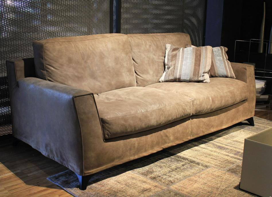 мебель из замша или нубука