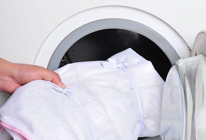 Стирка офисных жалюзи в стиральной машине