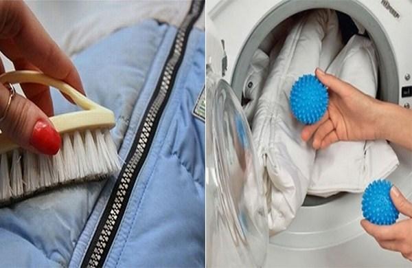 Как лучше стирать синтепоновую куртку, руками или в машинке
