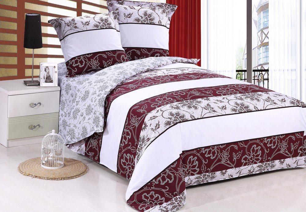 Поплиновое постельное белье