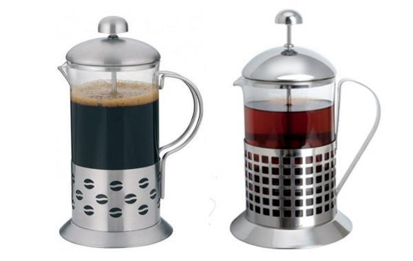 Френч-пресс для приготовления кофе