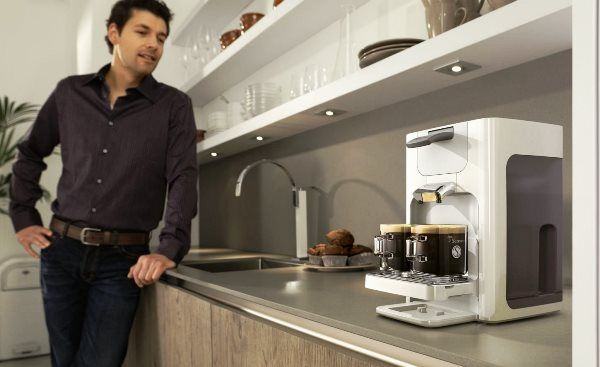 Характеристики кофеварок