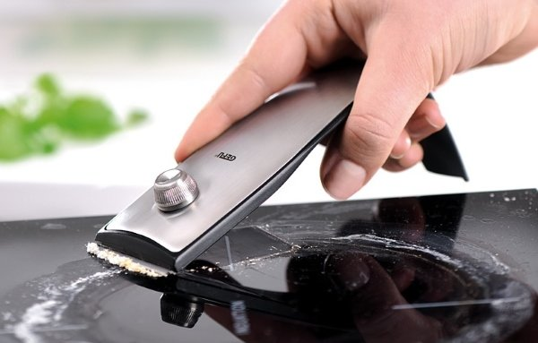 Специальный скребок для стеклокерамических поверхностей