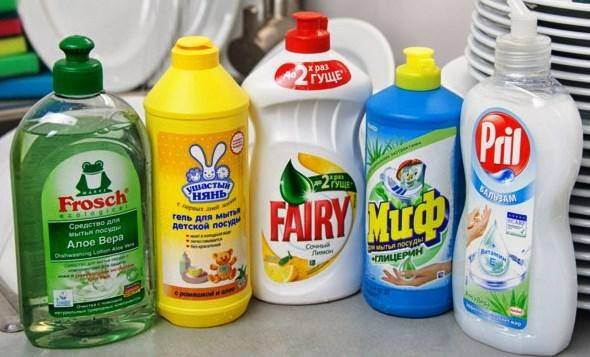 Средство для мытья посуды