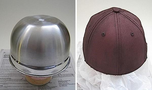 Выравнивание кепки