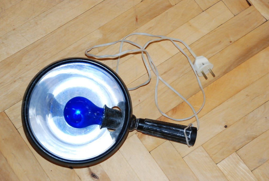 Ультрафиолетовая лампа