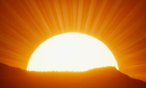 Солнце при дезинфекции квартиры