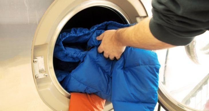 Правильная стирка одежды из мембраны в стиралке